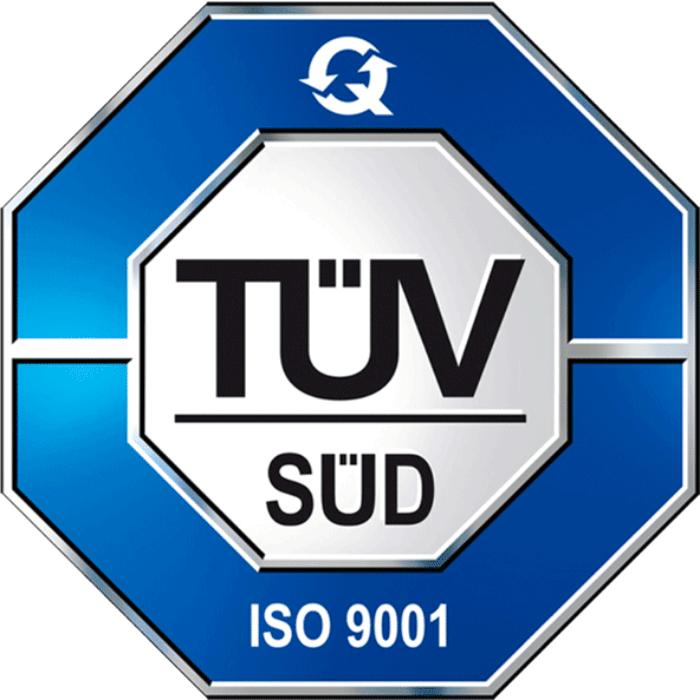 Logo Tuv 9001
